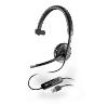 Softphone met USB headset (1-oors)